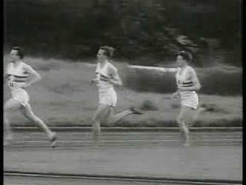 """@Roger Bannister   Película: """"Breaks the four minute mile"""". http://www.efdeportes.com/efd48/bannist.htm"""