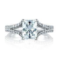 Whimsical Designer Engagement Ring