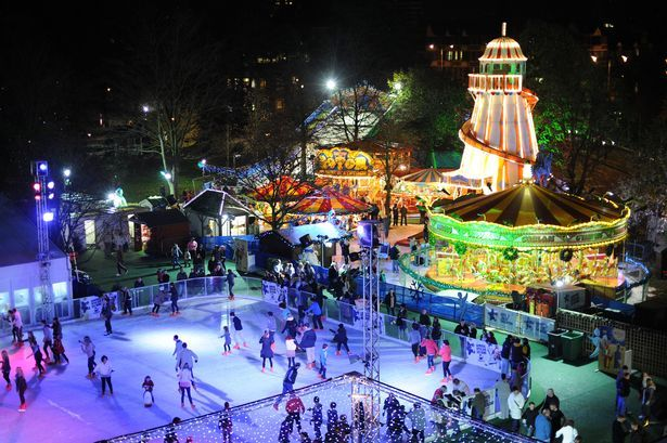 Cardiff's Winter Wonderland is back - and this year it's sponsored by WalesOnline - Wales Online