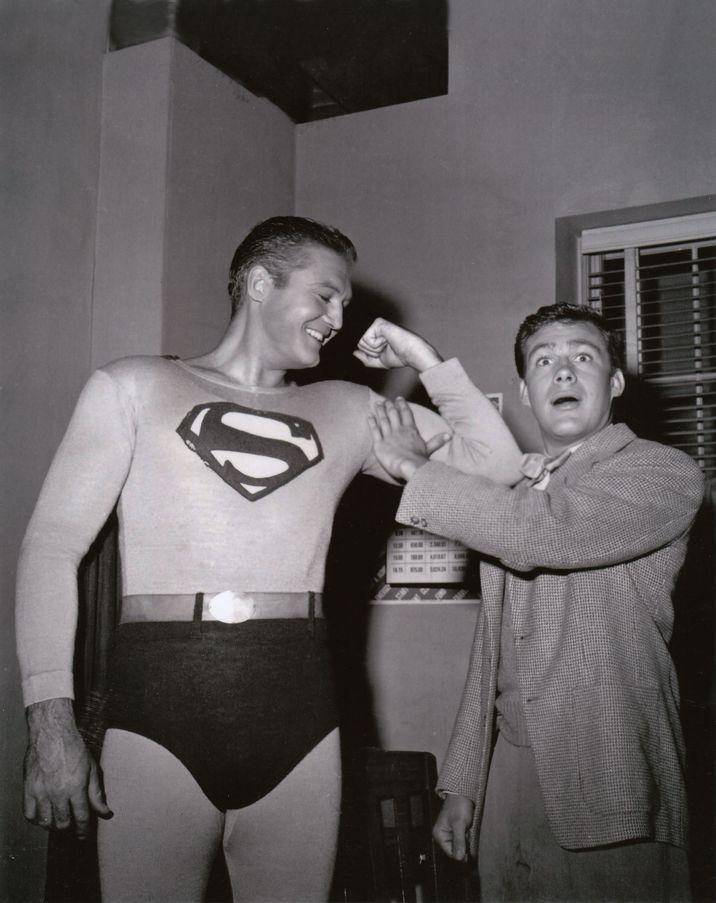 george reeves superman - Google Search