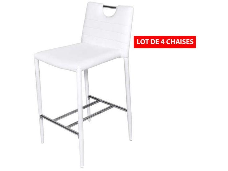 chaises de cuisine pas cheres maison design. Black Bedroom Furniture Sets. Home Design Ideas