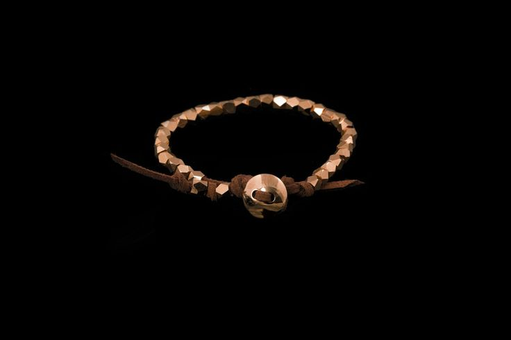 Boho Global - vil ha Hippie bracelet rose gold