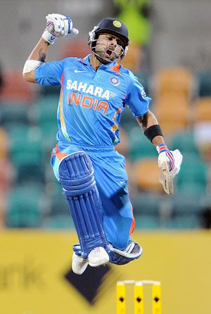 """Vice-captaincy has been a great honour for me says Virat Kohli : Dhaka: Mar 14, 2012    Just appointed Indian vice-captain Virat Kohli, who was Man-of-the-Match in India's Asia Cup opener against Sri Lanka, said he is honoured with the amount of responsibility showered on him.     """"It's just a great honour for me; at 23 I never expected that. I am really honoured that I've been given that post and I'll try to take on as much responsibility as I can,"""" Kohli was quoted in the bcci.tv."""