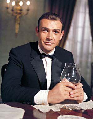 Sean Connery aka, Bond, James Bond.