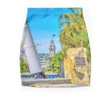From the Poppethead to the Old Town Hall - Bendigo, Victoria Pencil Skirt