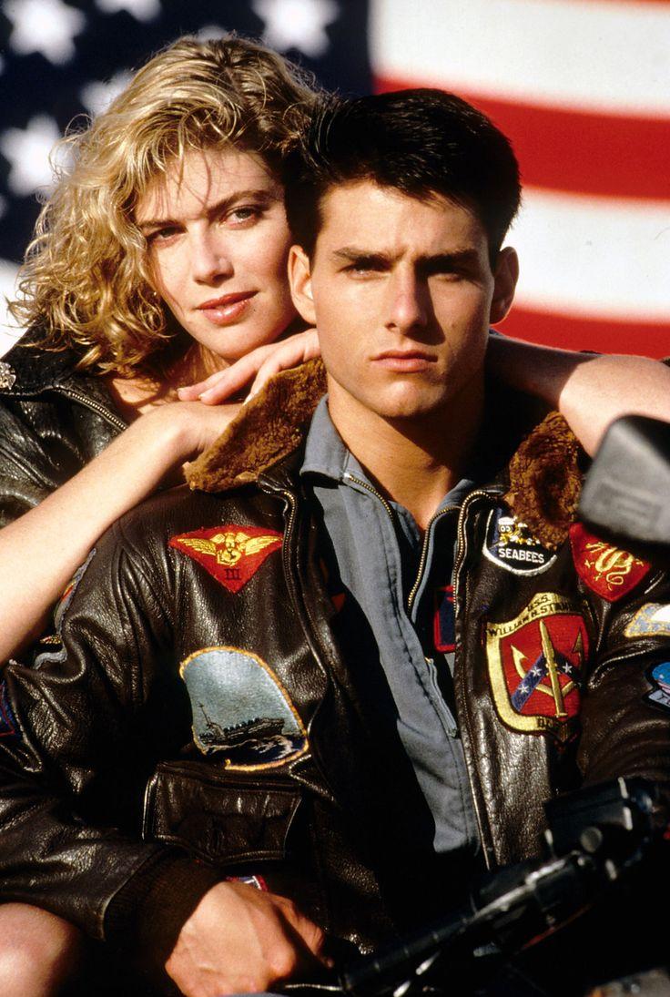 Tom Cruise Top Gun Bomber Jacket | Top Gun 1986 Film Tom Cruise ...