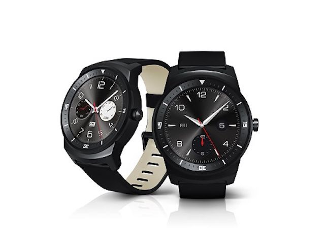 LG G Watch R announced with round screen to take on Moto 360