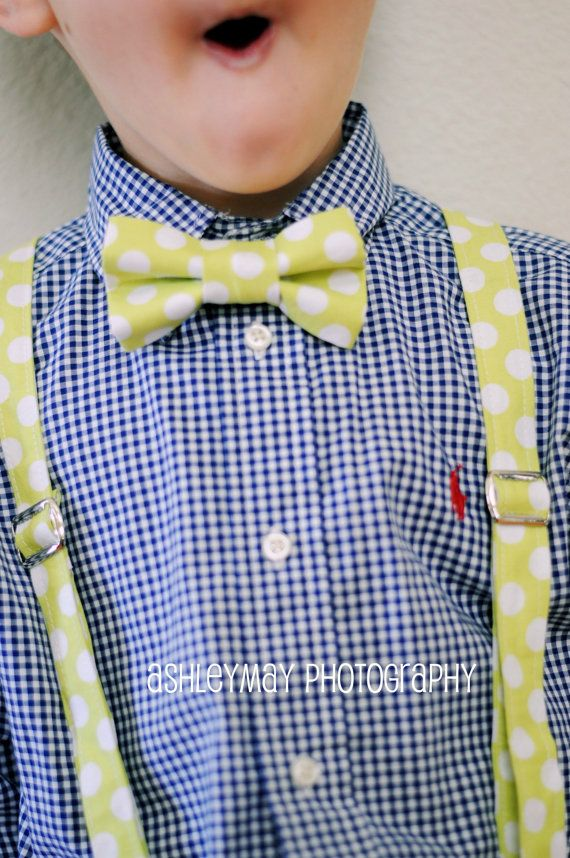 Little Guy Adjustable SPRING EASTER Suspenders  - You pick the fabric  - (All Sizes) - Baby Boy Toddler - Custom Order - Photo Prop. $16.95, via Etsy.