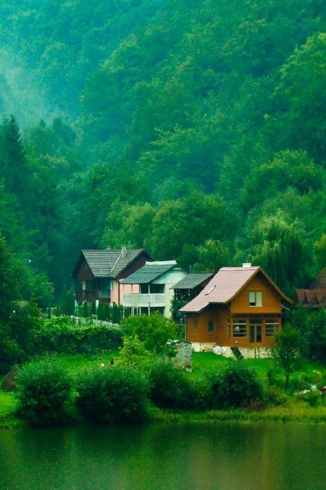 Karadeniz'in Doğa Harikası Şehri; Rize /Türkiye..I want to be here now..!