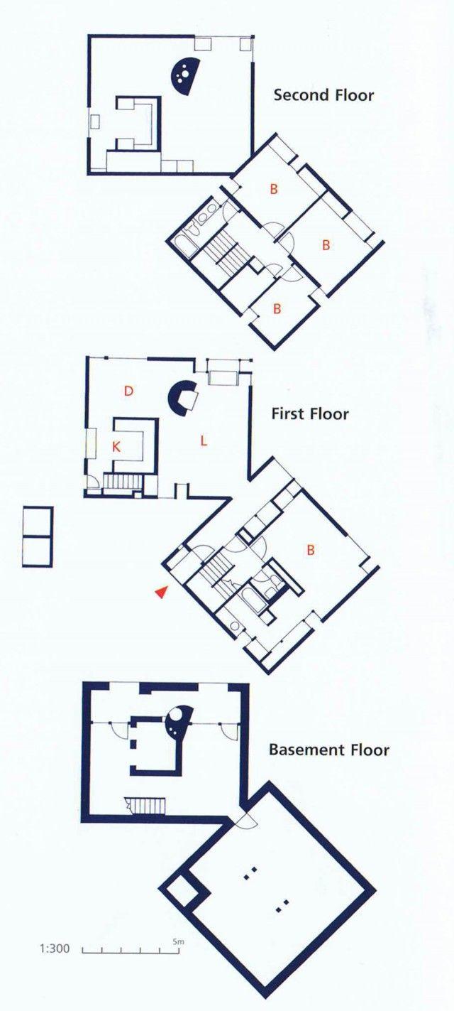 Louis Kahn - Fisher House