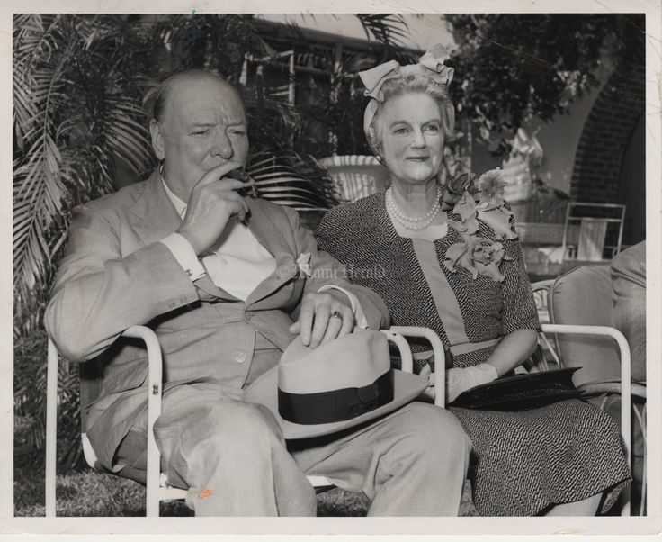 Sir Winston churchill and Clementine - Google Search