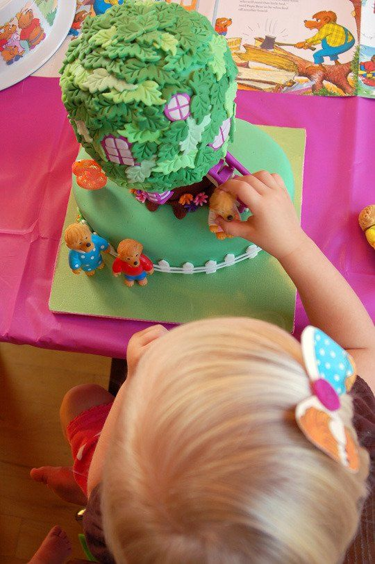 Best Kids Parties Berenstain Bears My Party Reese Chicago IL