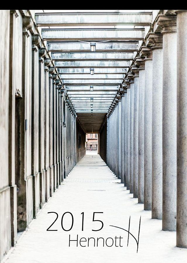 Der Hennott Kalender 2015