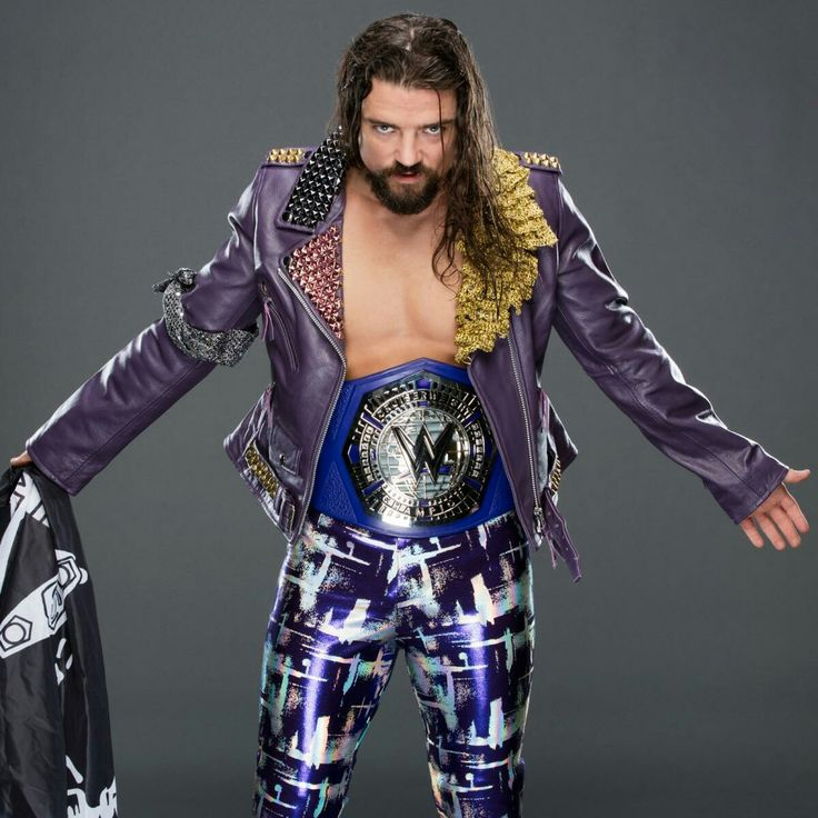 Is wwes brian kendrick gay