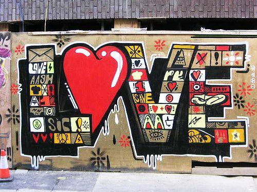 Sickboy Graffiti/Urban/Street Art, via Flickr.