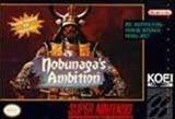 Nobunaga's Ambition - SNES Game
