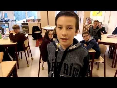 bewegend leren woordenschatbingo - YouTube