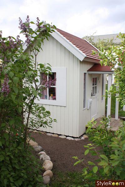 a playhouse with a garden :-)