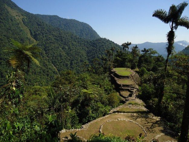 Or stop midway at the 'Ciudad Perdida' and head back | Community Post: A Trip Through The Land Of Magical Realism