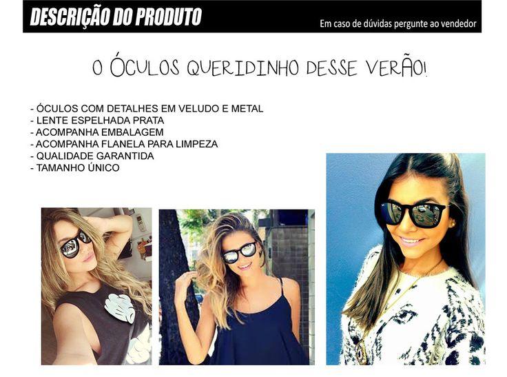 Oculos Erika - GRUPO PROMOÇÃO