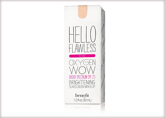 Benefit Cosmetics - hello flawless oxygen wow! #benefitgals