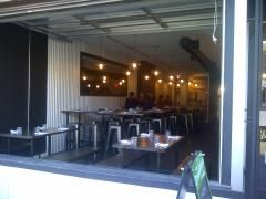 Review of Lisa Marie restaurant in Toronto, located at 638 Queen St W, (647) 748-6822.
