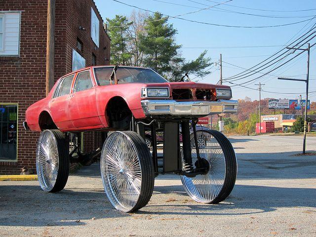"60"" Rims ?!? by Jason Phillips Design, via Flickr ..."