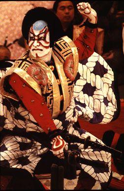 Kabuki and the Floating World of Tokugawa Japan