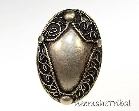 Tuareg Ring 175 mm vintage Tribalschmuck Tuareg Schmuck