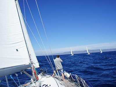 Sailboat Charter 2 3 4 5 days in Greece – Greek islands Short Sailing Cruise from Athens
