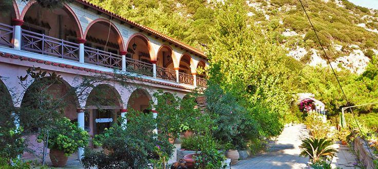 SMARTLINE VASIA VILLAGE - Agios Georgios Selinari monastery