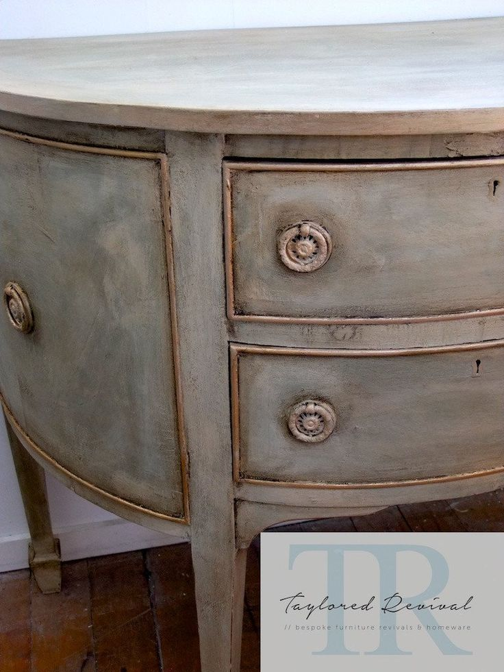 Allesandra  Half round antique sideboard in Chateau Grey. Best 25  Antique sideboard ideas on Pinterest   Antique buffet