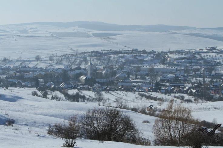 #Wine #Romania #Transylvania #Winter