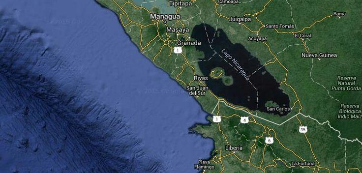 Punta Pie del Gigante / Punta Pie del Gigante, Rivas, Nicaragua, North America