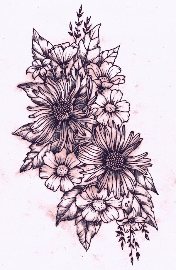 Pin En Flor
