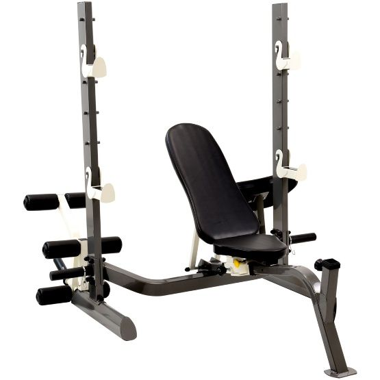 Marcy Folding Olympic Weight Bench