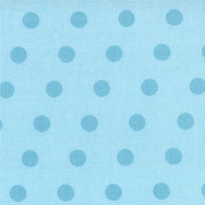 Sew Mama Sew - Simple Dots Blue Bell ~ A Walk in the Woods