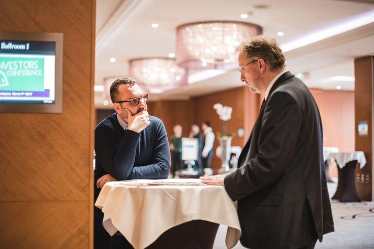 Kelemen Attila - Marketing & Communication Director    Gabor LJUBICIC - Vice-Chairman Of The Management Board and Deputy CEO