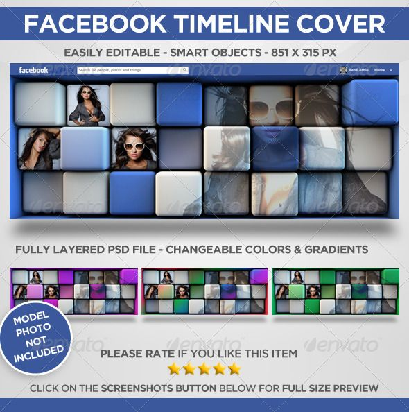 Best Facebook Covers  Print Templates  Psd Images On
