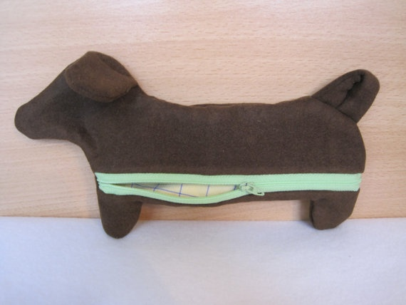 DIGITAL PATTERN for Dog Pencil Case by NewLifeBags on Etsy, $2.99