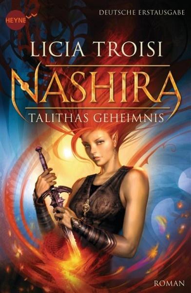 Nashira, Licia Troisi