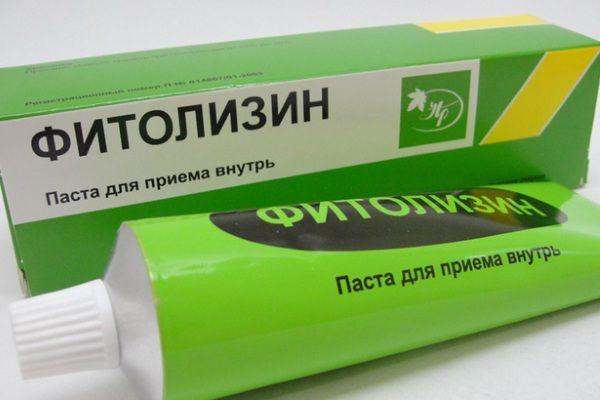 Фитолизин для мужчин при простатите