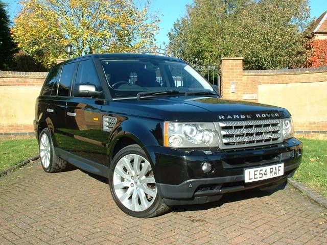 2006 Range Rover Sport 4.2 V8 Supercharged 5-door auto estate. Black. Service history. Click on pic shown for loads more.