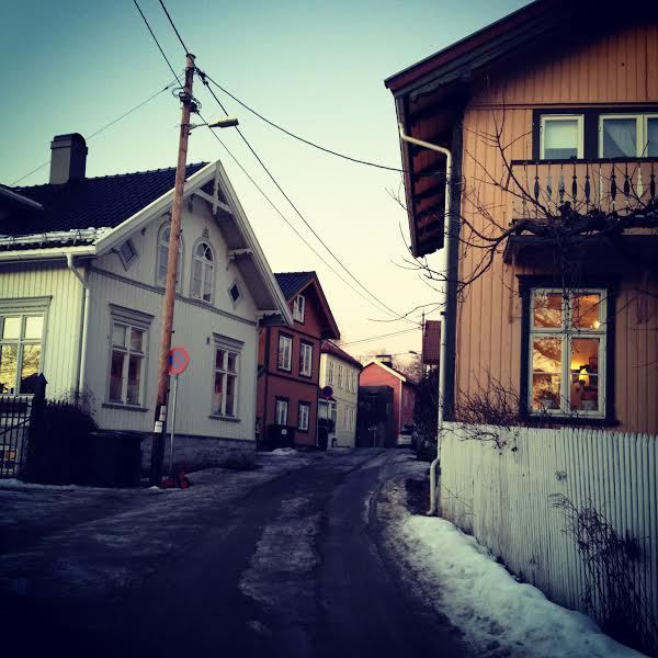 Oslo, Norway. Photo: Ingrid Hvidsten – Tromsøgata