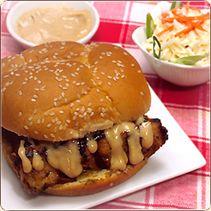Sweet Grilled Chicken Sandwich