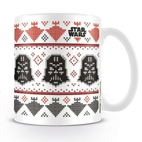 Karácsonyi Star Wars bögre