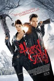 Hansel Y Gretel: Cazadores De Brujas pelicula online
