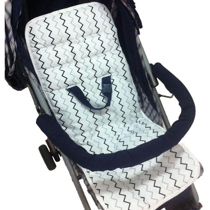 Xe Đẩy Em bé Pad phụ kiện Bông Xe Đẩy Em Ghế Mềm Trẻ Em Xe Đẩy Bé Pads Nước Tiểu Xe Mat Trẻ Em Ghế Đệm phụ kiện