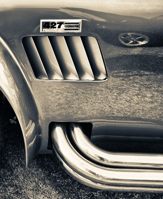 Shelby Cobra 427 by Bart Aldrich
