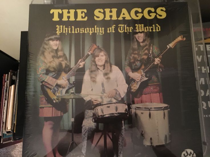 The Shaggs-Philosophy of the World (LIA colored vinyl)